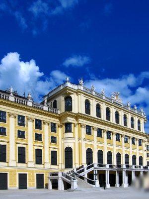 Schloss Schönbrunn by Rainer Sturm@pixelio.de