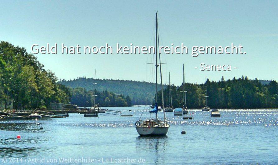 Geld hat noch keinen reich gemacht • Foto by Astrid Weittenhiller