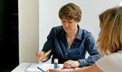 Astrid von Weittenhiller im Coaching-Seminar von Pierre Franckh