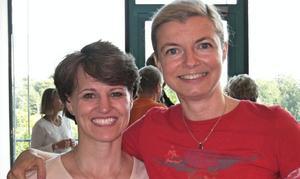 Michaela Merten und Astrid von Weittenhiller